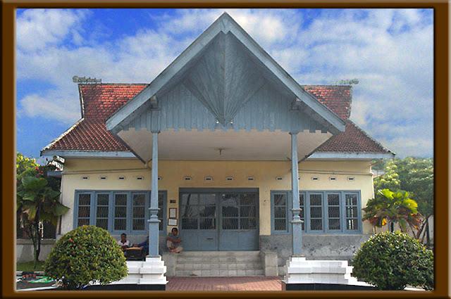 Foto Rumah kelahiran Soekarno