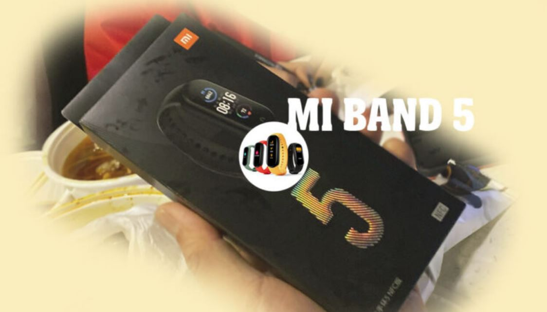 Xiaomi Mi Band 5 Officially revealed Here all information
