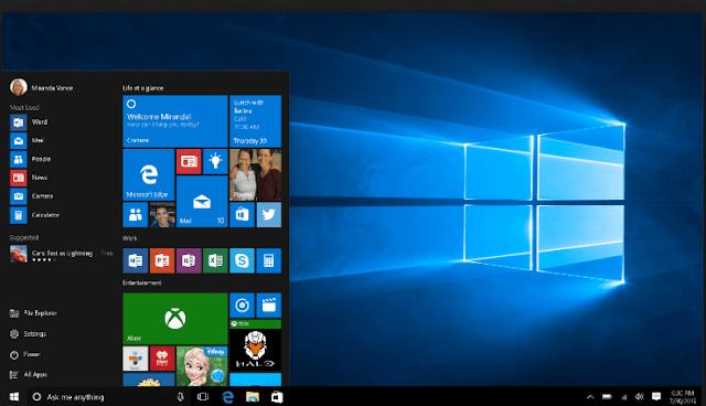 تحميل ويندوز Windows10