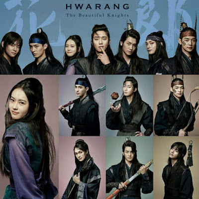 kdrama, drama hwarang, the beautiful knights, hwarang,