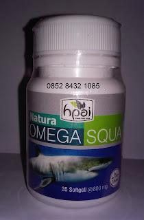 Manfaat obat Omega 3 Squa untuk obat jantung, kolesterol, stroke,kanker dan penyempitan pembuluh darah