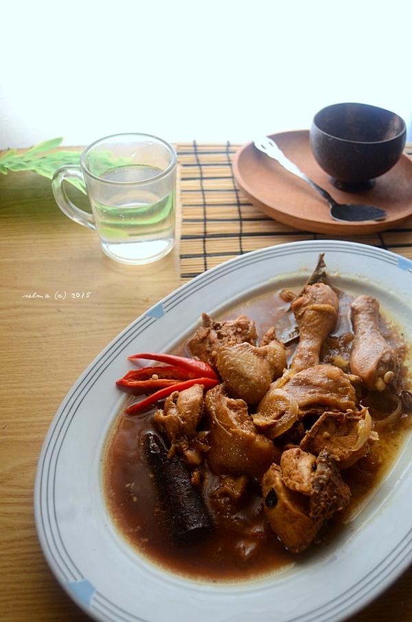 Resep Ayam Semur Jawa : resep, semur, Semur, Dapur, Comel, Selma