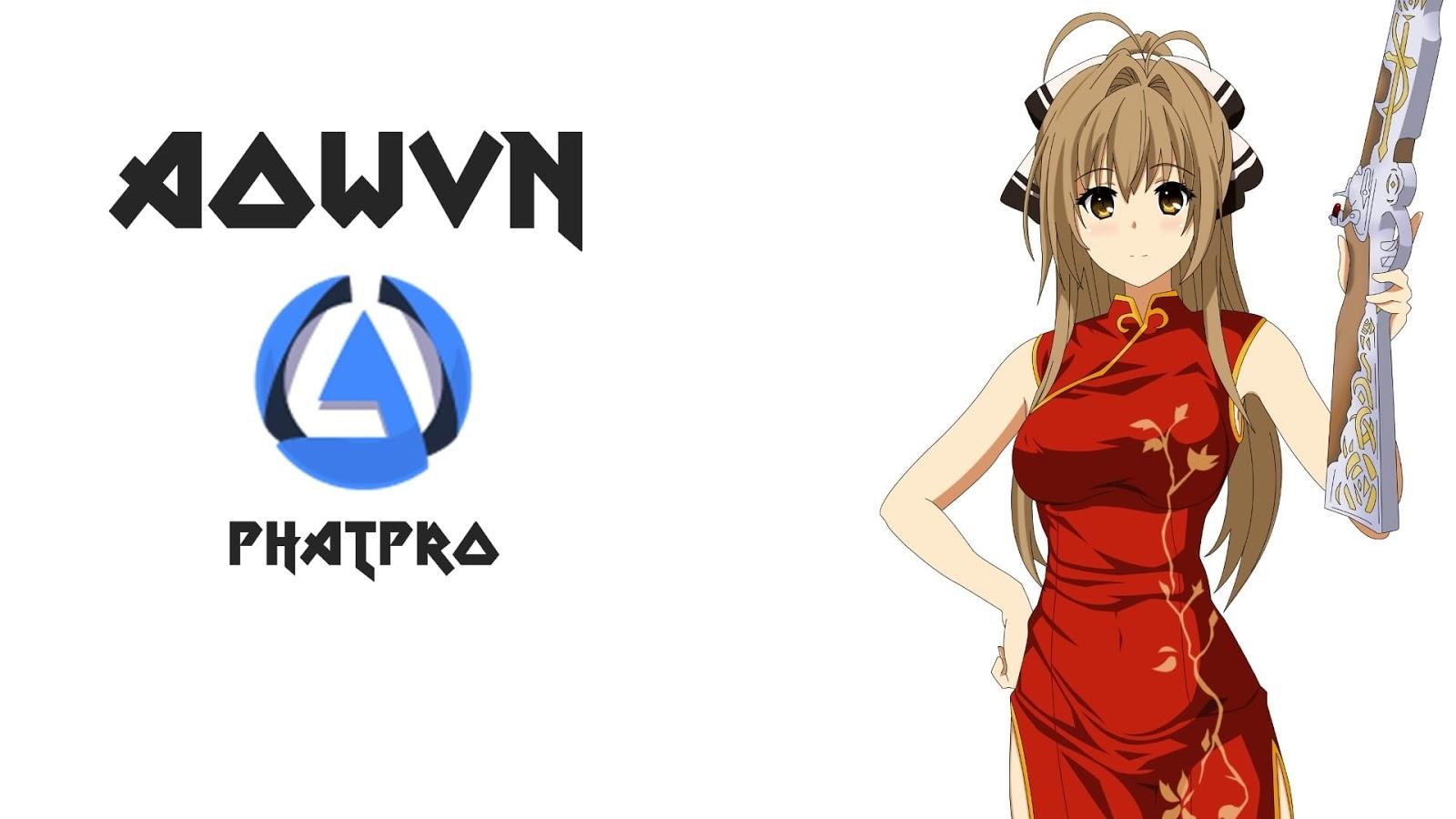 Amagi%2B %2BPhatpro%2B%25282%2529 min - [ Anime 3gp Mp4 ] Amagi Brilliant Park BD + Ova + SP | Vietsub - Cực Hài - Cực Moe