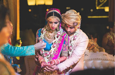 Nishka and Dhruv wedding
