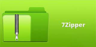 7Zipper 2.0 v2.5.8 APK Terbaru Aplikasi Ekstrak file zip,unzip,7zip di Android