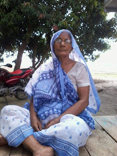 #JaunpurLive : पत्रकार ब्रह्मजीत सिंह की माँ का निधन