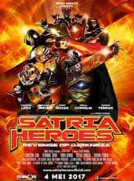 Download Film Satria Heroes: Revenge of Darkness (2017) Subtitle Indonesia