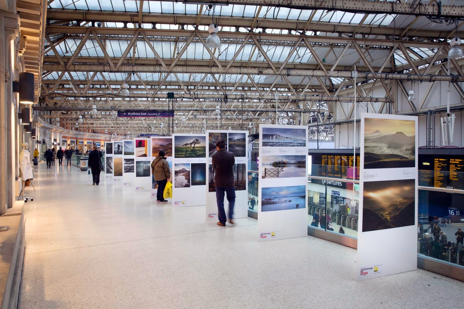 Photography Exhibition Tired Of London Tired Of Life See The Landscape