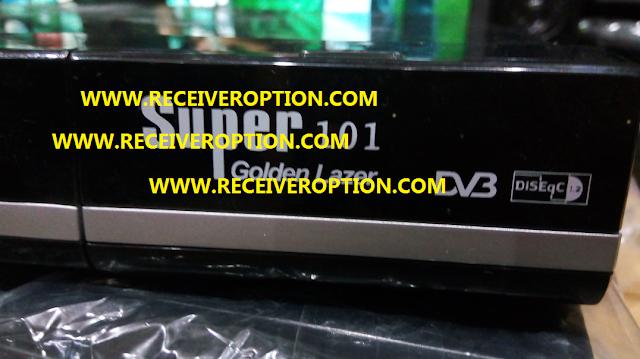 SUPER GOLDEN LAZER 101 HD RECEIVER DUMP FILE