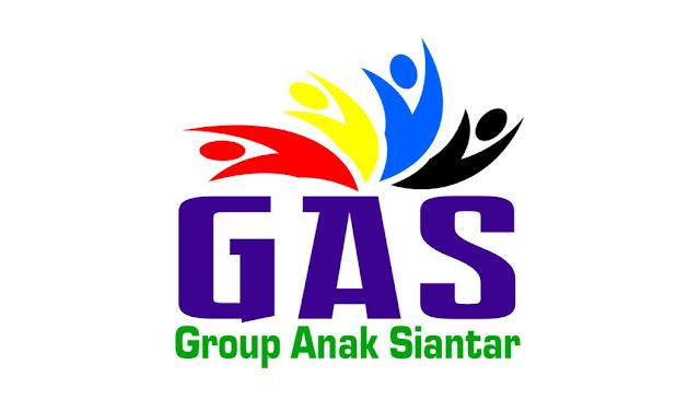 Arti dan Makna Logo Group Anak Siantar (GAS)