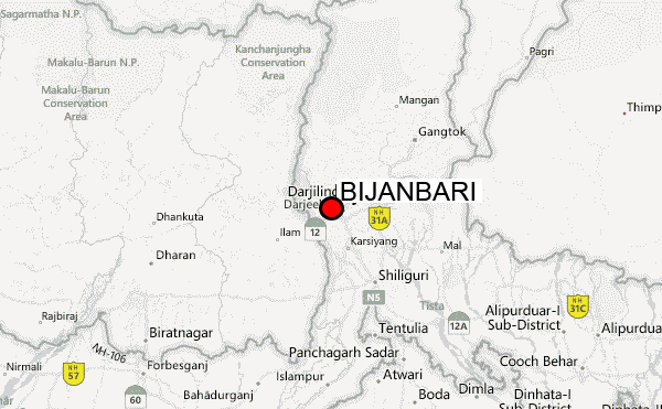 Hill political parties unite to seek Bijanbari Subdivision