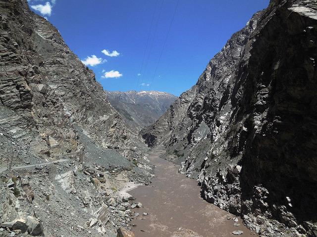 Its rocky landscape mostly