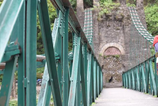 Kosi river bridge
