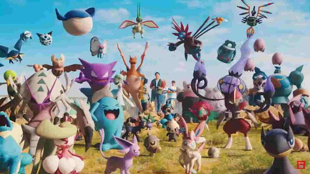 Inilah Trailer Baru Game Pokémon Sword / Shield di Iklan TV