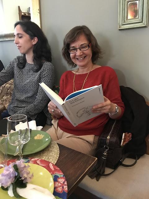 Clube de Leitura - Livros à Sexta
