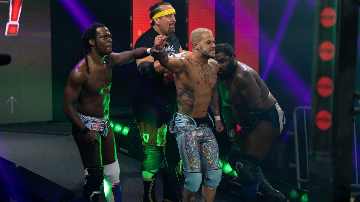 Trey Miguel faz seu retorno a Impact Wrestling