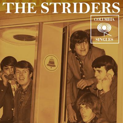 The Striders-Columbia Singles