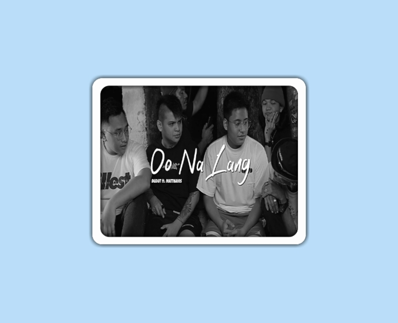 Dudut ft. Matthaios - Oo Na Lang Lyrics
