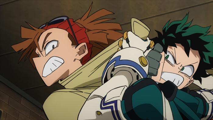 My Hero Academia: Misión Mundial de Héroes (My Hero Academia: World Heroes' Mission) anime film - Selecta Visión