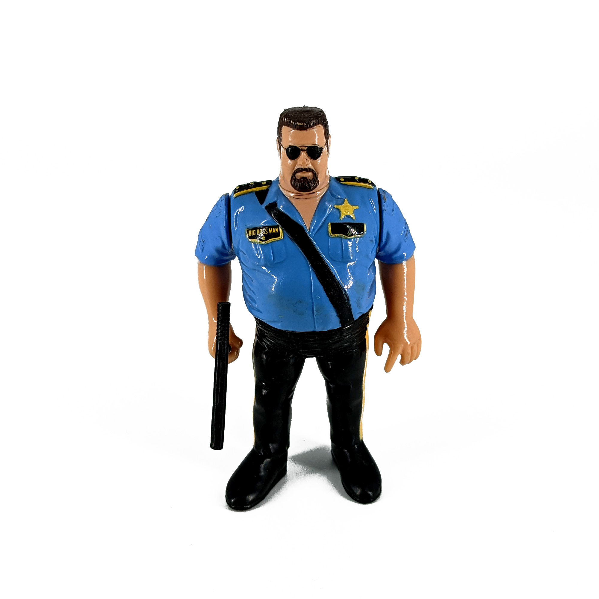 Figuras Pressing Catch WWF Big Big Boss Man