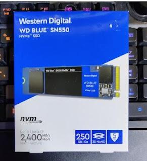 SSD Blue Western Digital