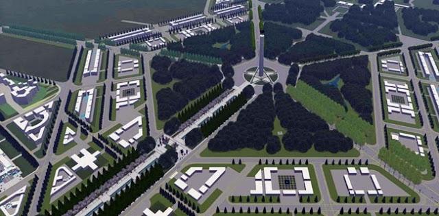 Butuh Dana Rp 256,5 Triliun Untuk Bangun Ibukota Baru