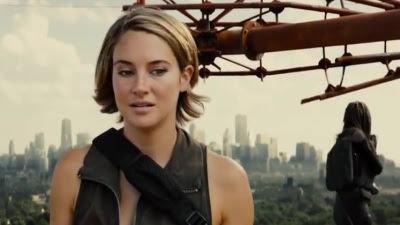 The Divergent Series: Allegiant (Movie) - Teaser Trailer - Screenshot