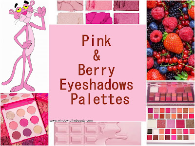 Pink Eyeshadow Palettes Available On The Market
