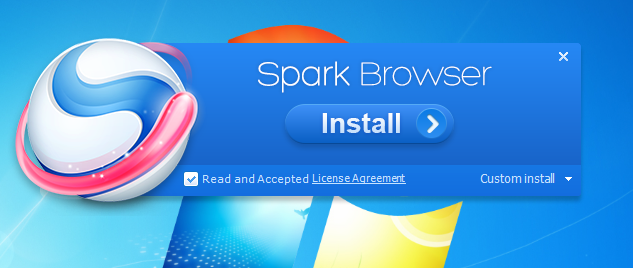 cara mudah mendownload video pakai spark browser