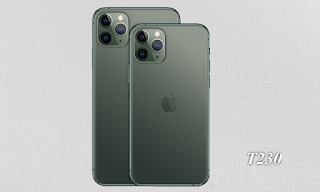 i phone 11pro and max