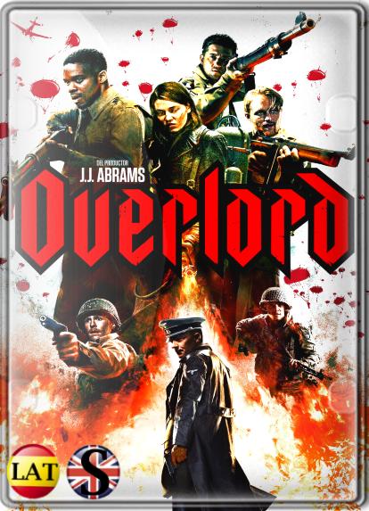 Operación Overlord (2018) FULL HD 1080P LATINO/INGLES