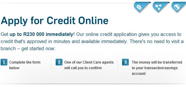 Capitec Bank Personal Loan Online