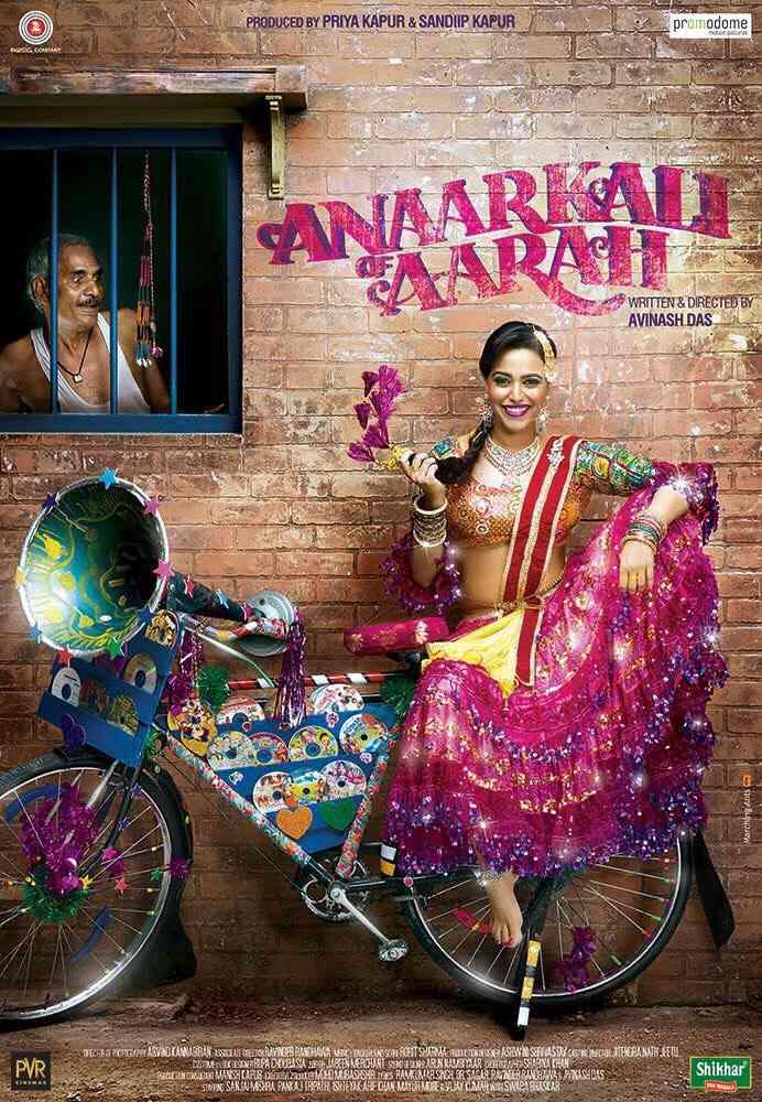 Trailer - Anaarkali Of Aaraah - swara bhaskar