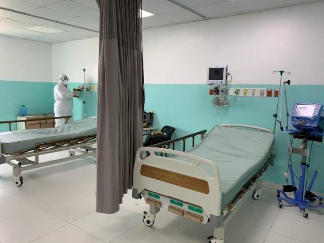 Hospital Marcelino Vélez aumentará capacidad de camas para pacientes con COVID-19