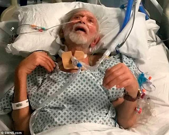 Три ур*да избили и ограбили 82-летнего старика больного раком