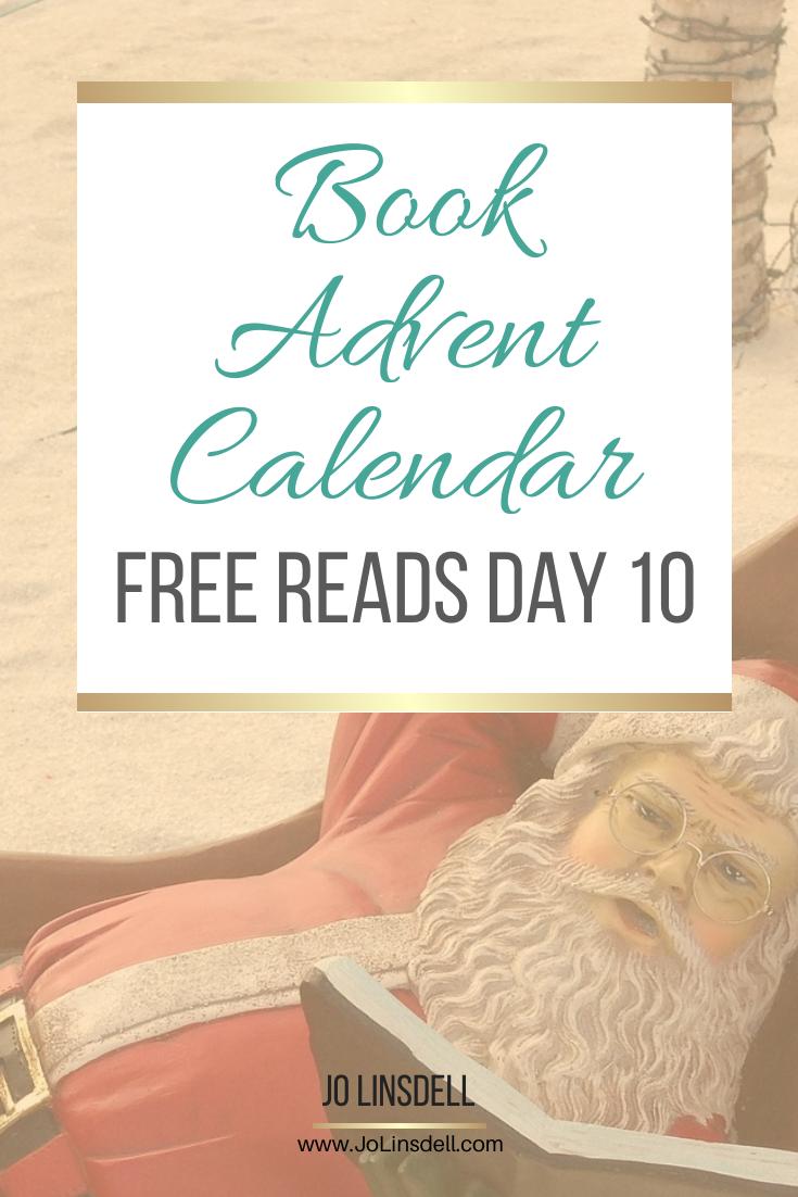 Book Advent Calendar Day 10 #FreeReads #Books #Christmas #Freebie