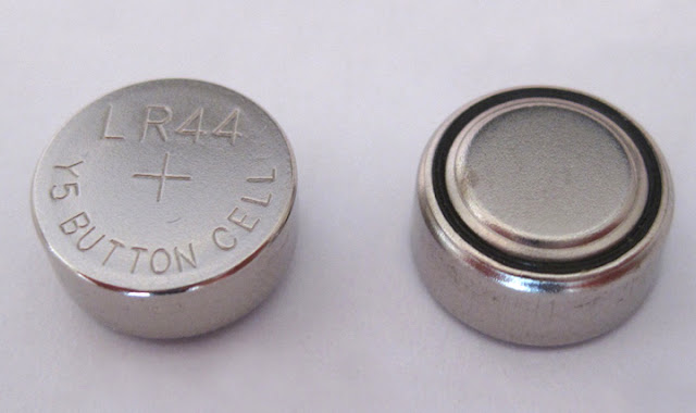 Two button batteries