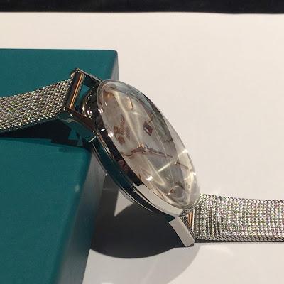 シンプル時計 ジェンダーレス マニッシュ プラスチックガラス