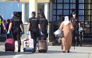 Rapatriement avant Ramadan de 200 Marocains restés bloqués à Sebta