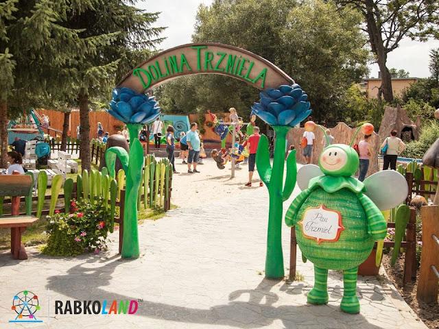 Storytelling, park rozrywki, atrakcje dla dzieci w Małopolsce, Rabkoland, Krucabomba!, Dla najmłodszych