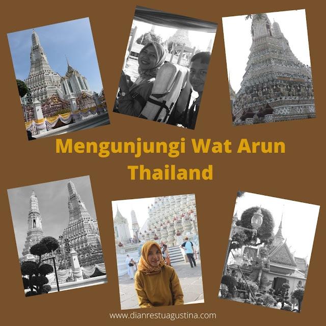 Tips berkunjung ke Wat Arun
