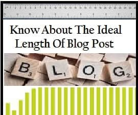 Blog, Blogger, Length, Post, Labnol