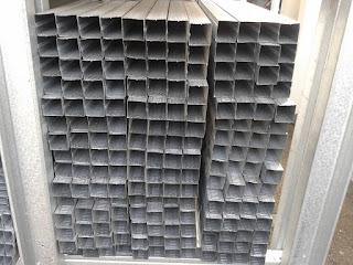 harga hollow aluminium per batang