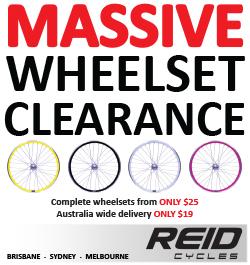 Reid wheels special