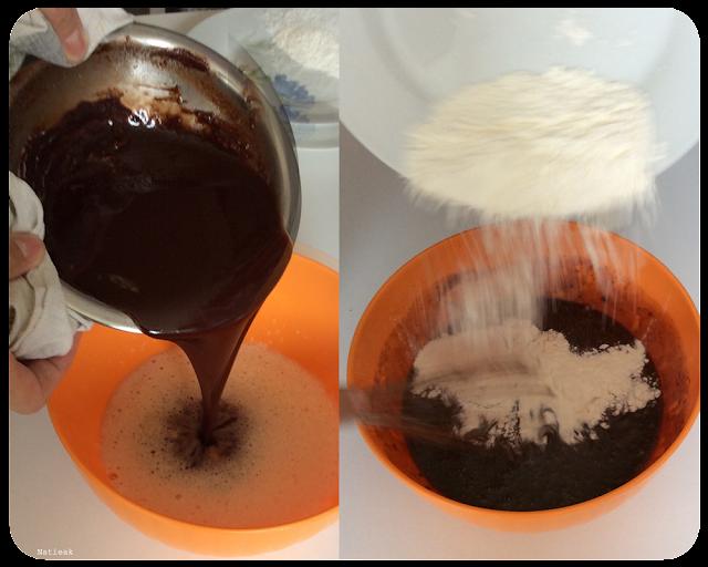 recette Moelleux chocolat
