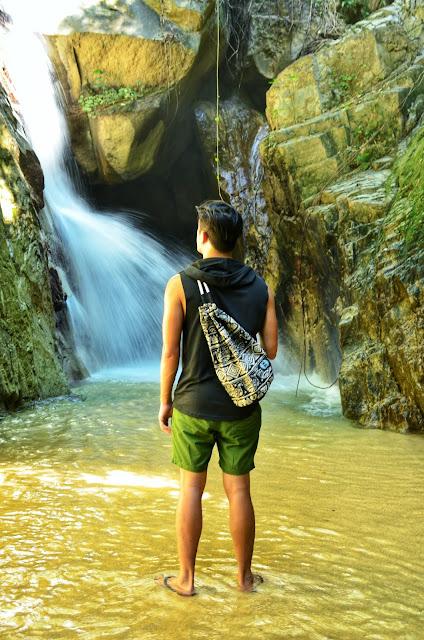Aleman Falls, Dipaculao, Aurora