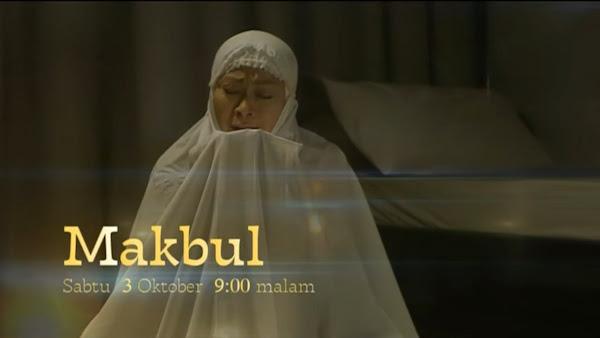 Cerekarama Makbul di TV3