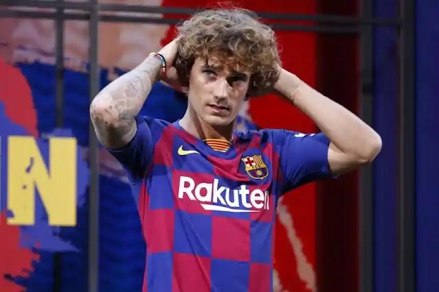 Champions League: Barcelona cannot make me cut my hair - Griezmann