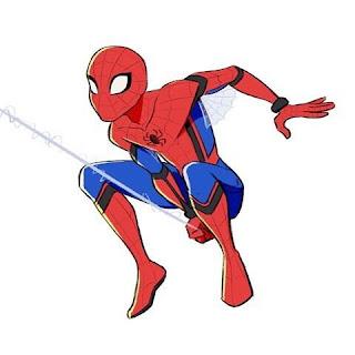 Foto Profil WA Spiderman lucu