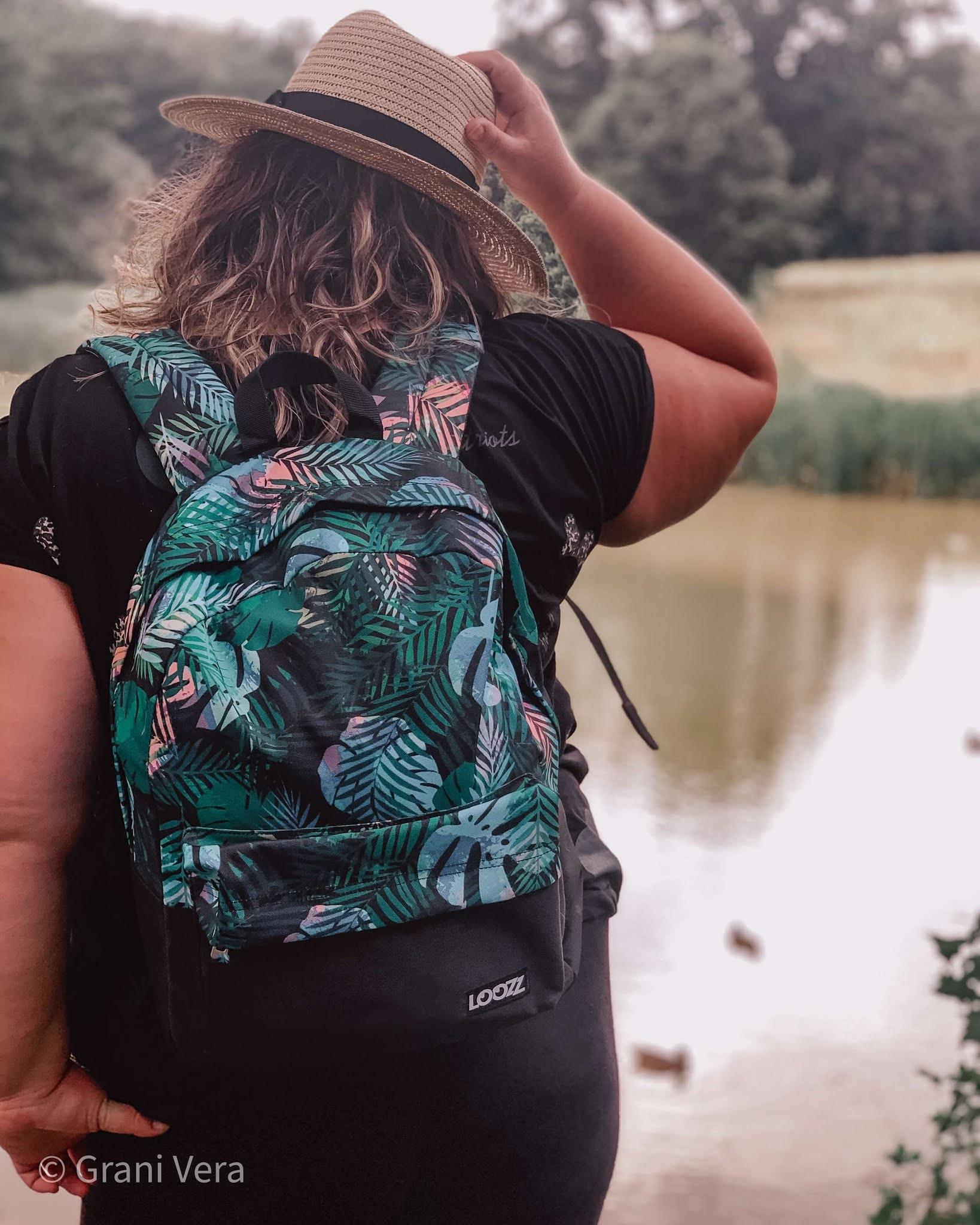 Plecak Loozz z Biedronki